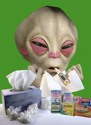 alien flu